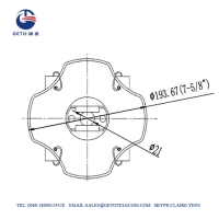 Quality ISO9001 DLW Standard Expanding ABE Bust Anchor for sale