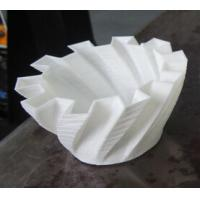 Quality ABS / Nylon White Large Scale 3D Printing For Consumer Goods Full color for sale