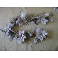 Quality  Mistletoe  Artificial Ddecorative Flower  Bouquet with Hooks for wall hanging for sale