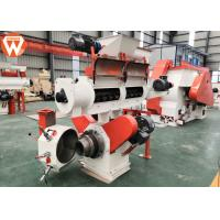 Quality SZLH250 Small Poultry Feed Mill Machinery Animal Feed Pellet Mill Equipment for sale