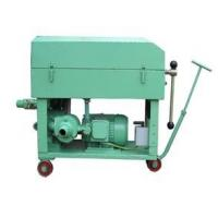 Quality Plate Pressure Oil Filter Machine for sale