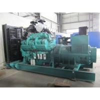 Quality Cummins Diesel Genset Water Cooled 600KW / 750KVA Cummins KT38-GA for sale