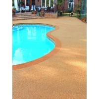 Epdm Pool Rubber Flooring Outdoor Rubber Surfacing For