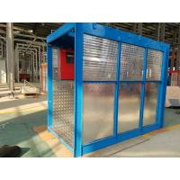 Quality 118kg Mast Construction Lifts, 8 Rack Modulus 54m Elevator for Airport Built - up for sale