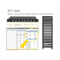 Quality 5uA-10mA Lithium Battery Analyzer 8 Channel With Temperature Measurement for sale