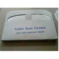 Quality Disposable toilet seat covers paper for sale
