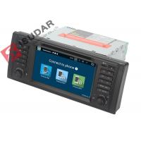 Quality Dual CANbus BMW E90 Sat Nav PURE Android 7 Inch Car Dvd Player Built - In WIFI for sale
