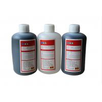 Quality High Adhesion Black Mek Solvent MSDS , Hitachi Ink Liquid Food Grade for sale