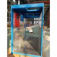 Buy 3 Years Durability Construction Material Hoist with Sinee Control Panel at wholesale prices