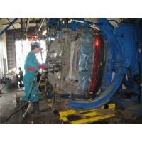 Quality Customized Auto Dismantling Equipment , 20Mpa Vehicle Roller Platform for sale