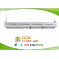 Quality 320w LED industrial lighting for warehouse with racks, IP65 high voltage 347V for sale