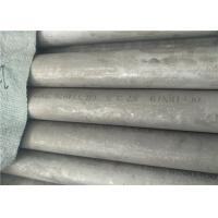 Buy Accurate 4 Inch Steel Pipe , Stainless Steel 304 Pipes Heat Treatment Slitting Cutted at wholesale prices