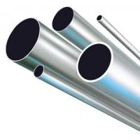 Quality Powder Coated Anodized Aluminum Tube Round With High Corrosion Resistance for sale