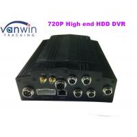 Quality 3G GPS Tracker 4CH hard disk mobile 1080p dvr recorder security for Vehicle for sale