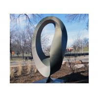 Buy cheap Modern Decorative Large Garden Stainless Steel Landscape Sculpture from wholesalers