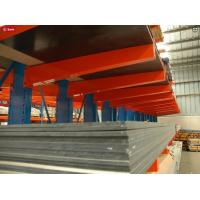 Quality China Manufacturer Adjustable Warehouse Storage Rack Cantilever Racking With Cantilever Rack Capacity for sale