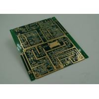 Buy Thick Gold Ginish Universal PCB Board High Density with PADs / IC Leads at wholesale prices