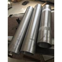 Quality Cold Rolling Niobium Welded Tube φ2.0 - 100mm Diameter High Temperature Resistance for sale