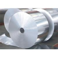 Quality Hydrophilic Household Aluminium Foil Roll Insulation Heat Shield for sale