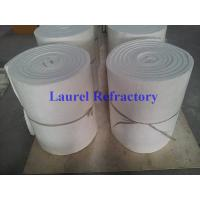 Quality Durable Insulation Refractory Ceramic Fiber Blanket For Kiln Car Seals for sale