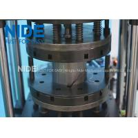 Buy NIDE Full-automatic small stator coil final forming machine electric motor at wholesale prices