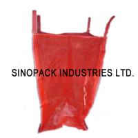 Quality 1.5ton open top PP Ventilated bulk bags for onion garlic potato vegetables for sale