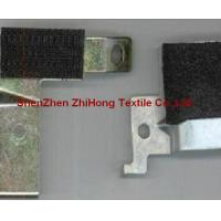 Quality High temperature resistant strong adhesive hook loop/ back sticky nylon fastener for sale