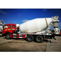 China Beiben 2534 RHD / LHD Concrete Mixer Truck EURO 3/5 Heavy Duty 10-12m3 for sale
