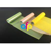 Quality Non Metallic Plain Color Stamping Foil Paper , Pigment Pearlized BOPP Film for sale