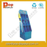 Quality Corrugated Promotional Custom Display Stands Wtih Oil Printing for sale