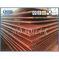 China High Pressure Working Water Wall Panels For Waste Heat Recovery Boilers on sale