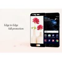 Quality 9H Hardness 2.5 D Tempered Glass Screen Protector For Huawei P10 Plus Silk Print for sale