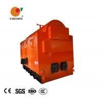 Quality Industrial Biomass Fired Steam Boiler 6 Ton 8 Ton 10 Ton Conveyor Feeding Mode for sale