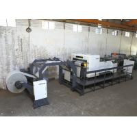 Quality High Speed Hydraulic Paper Reel Cutting Machine For Industrial for sale