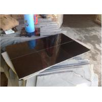 Quality China Absolute Pure Mongolia Black Polished flamed black Granite stone wall floor tiles slabs for kithcen coutertops for sale