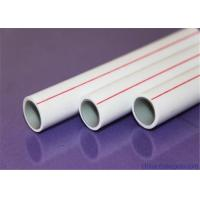 Quality High Strength Fusion Ppr Pipes 6M Length Smooth Surface Oxidation Resistant for sale