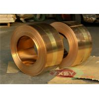 Buy Earthing Copper Strip Thick 0.05mm H70 CDA 14000 Series C7541 C7521 C7701 at wholesale prices