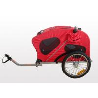 Buy Rollback sunroof left-to-right folding Bicycle Pet Trailer pass CE, ASTM at wholesale prices