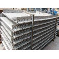 Quality Stainless Steel Conveyor Belt / Wire Mesh Belt Conveyor Heat Resistance for sale