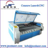 Quality Cloth Laser Cutting Machine with Auto feed device for sale