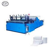 Quality Towel roll manufacturing rewinding cutting automatic toilet paper production line making machine for sale