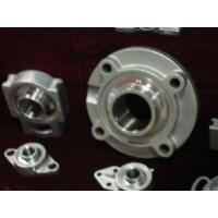 Quality Stainless Steel Pillow Block Bearings Durable UCF320 / UCP204 With High Speed for sale