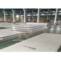 Quality 2B Surface Super Duplex Stainless Steel Plate 2205 2507 Cutting Customized for sale