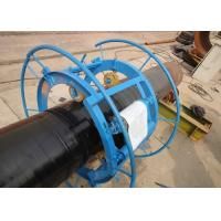 Quality Manual Pipe Tape Wrapping Machine Semi Automatic 1 - 3 Inner Diameter for sale
