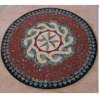 Quality Round Colorful Mosaic Tile, Marble bathroom tiles for sale for sale