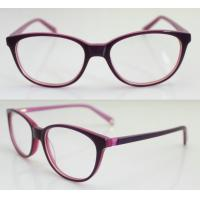 Quality Youth Girls Acetate Optical Hipster Glasses Frames By Handmade for sale