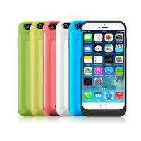Quality 3500mAh New External Charging Cover Pack Power Bank Battery For IPhone 6 6S power case for sale