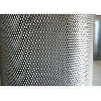 Quality 1mm Thick Expanded Metal Grating, 2.5mm - 50mm SWM Expanded Sheet Metal Mesh for sale