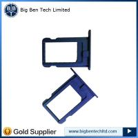Quality Wholesale for iphone 5S sim card tray holder slot gold black white for sale