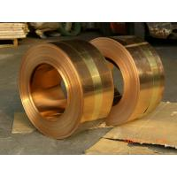 Quality Smooth C14500 Pure Copper Sheet Metal , Beryllium Copper Strip for sale